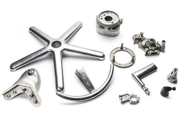 Inyectados Ariznabarreta - Aluminium die-casting